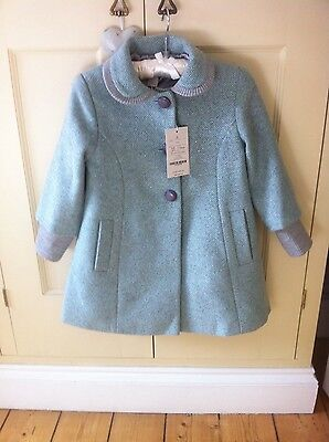 MONSOON Girl coat  5-6 years old. New with tags