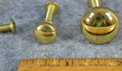 knobs draw pull solid brass cabinet pull reproduction 2 lot new vintage