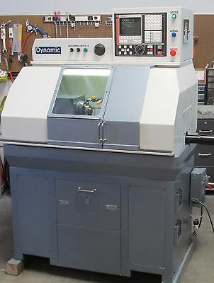 "GT27 CNC Turning Center - 36"" X 48"" footprint"