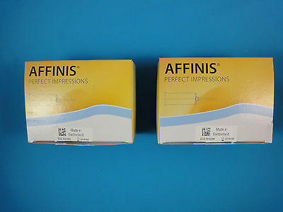 Affinis Regular Body A-Silikon 4x 50 ml Abformmaterial Coltene