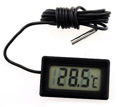 Hot Mini Digital LCD Thermometer Temperature Sensor Fridge Freezer Thermometer