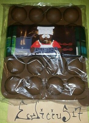 South Park ~ Chefs Chocolate Salty Balls Mold