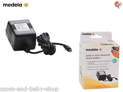 Medela Power Adapter Original Advanced 9V Dc 1A Us 110V Ac #9207010/ #68030