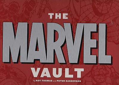 Marvelous Museum in a Book The Marvel Vault R Thomas  2007 Running Press