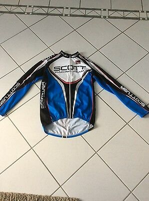 Scott MTB- Langarm -Shirt Racing Team Gr.L