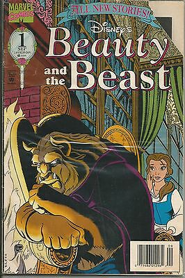 DISNEY'S BEAUTY & the BEAST  comic lot