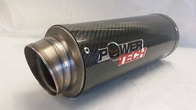 Yamaha R1 98-01 Gps Performance Carbon Stubby Road Legal Can Exhaust