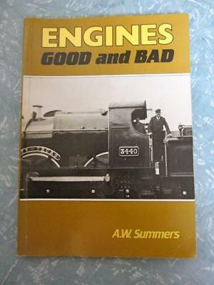 Engines  Good and Bad