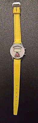 Garbage Pail Kids GPK - Digital Watch - Itchy Ritchie/Bugged Bert - RARE!