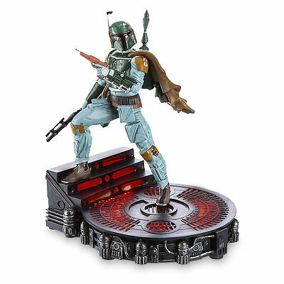 Boba Fett Limited Edition Disney Statue - May 4th Special