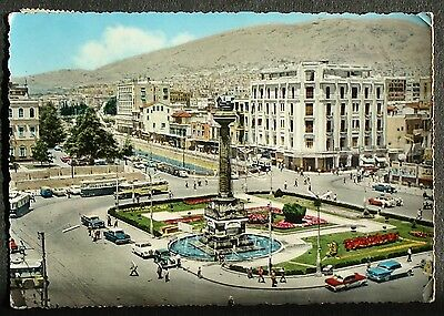Syria # Post Card,damascus, 1963.