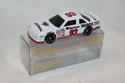 Racing Champions 1/64 1993 New Hampshire Speedway Chevrolet - 1 Of 8500