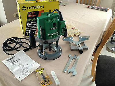 Hitachi Koki TR-12 router, Made in Japan Model , Gold coast
