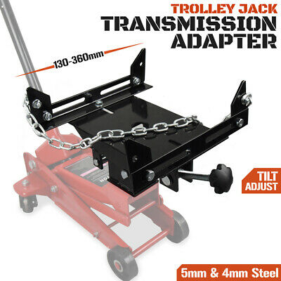 Transmission Jack Adapter-Trolley Jack Gearbox Adaptor-suits most garage jacks