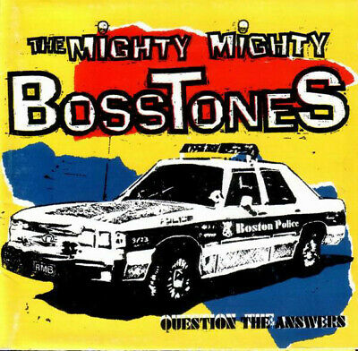 The Mighty Mighty Bosstones Question The Answers YELLOW vinyl LP  CLR19 NEW/SEAL