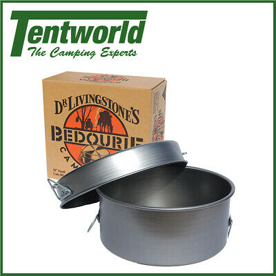 Aussie Camp Oven Small 10 Inch includes Trivet