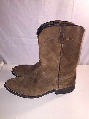 Men's Cowboy Boots Used Laredo Size 11.5 D Leather