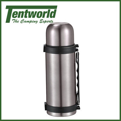 Avanti Platinum Twin Wall Beverage Flask Camping Drinking Bottle 750ml