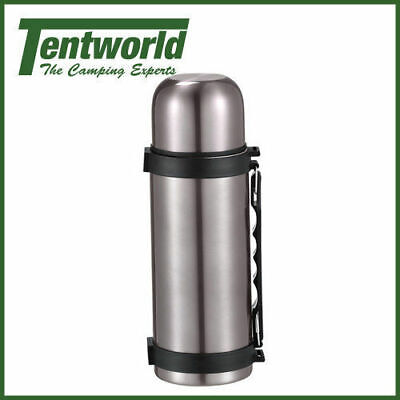 Avanti Platinum Twin Wall Beverage Flask Camping Drinking Bottle 1.2L