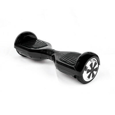6.5' Electric Balance Scooter Wheel Board Skateboard UL Certification Black