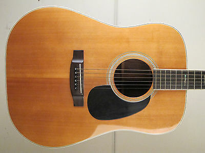 ♫ YAMAKI N 140 (DAION)  JAPAN Dreadnought. Indian rosewood. Top quality. (D41)