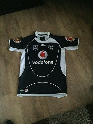 New Zealand Warriors Rugby Shirt