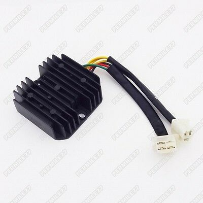 Voltage Regulator Rectifier 6 Wires For Honda CH125 CH150 CH250 Moped Scooter