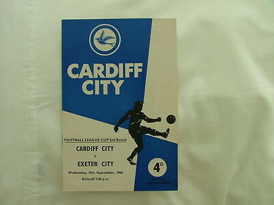Cardiff v Exeter ( LC)  66-67