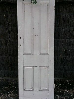 Hundred year old for panel door