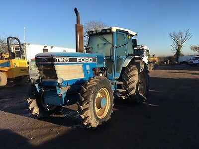 Ford TW25 Tractor 4x4 4wd