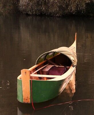 VOYAGER  Canoe building workshop lake district 24th - 26th March 2017