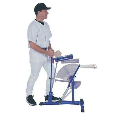 Sport Supply Group 200160111 Aluminum Steel Louisville Ultimate Pitching Machine