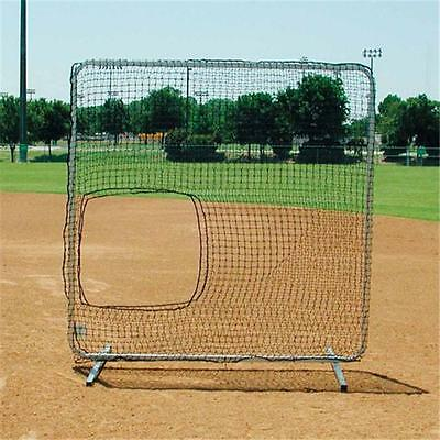 Collegiate Pacific BS47750NET Replacement 7 By 7-Foot Slip-On Net-Softball