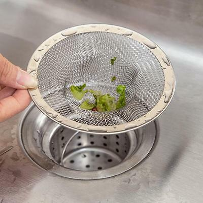 2016 Kitchen Sink Strainers Stainless Steel Basket Drain Protector Y2