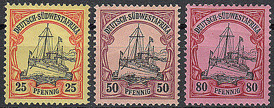 German South West Africa 1900-06 Mint