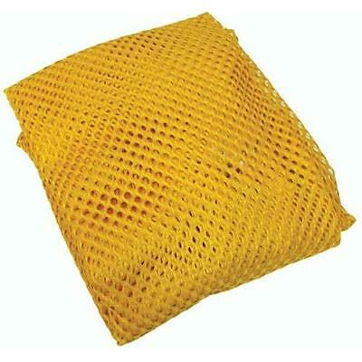 Olympia Sports BC015P 24 in. x 36 in. Mesh Bag Gold