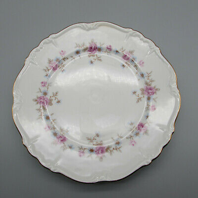 SET OF SIX - Edelstein China FLORENCE Salad / Dessert Plates