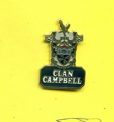 Pins   Whisky Clan Campbell   Ab591