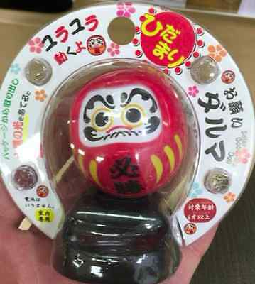 Can Do Daruma Solar swing objects #1 From Japan NEW