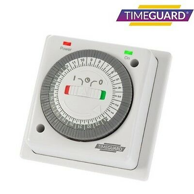 Timeguard NTT01 24 Hour 16A Compact Immersion Heater Timeswitch