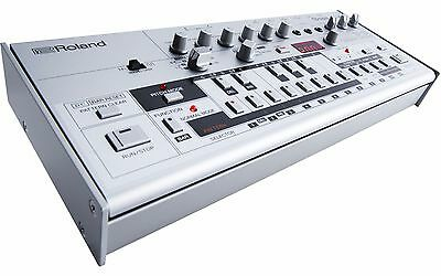 New Roland TB-03 Bass Line Classic TB-303 Aira Synthesizer *Free CB-BRB1 Bag