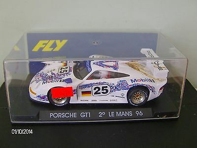 FLY  PORSCHE 911 GT1  2nd LE MANS 1996  A31   NEW & BOXED  #X340