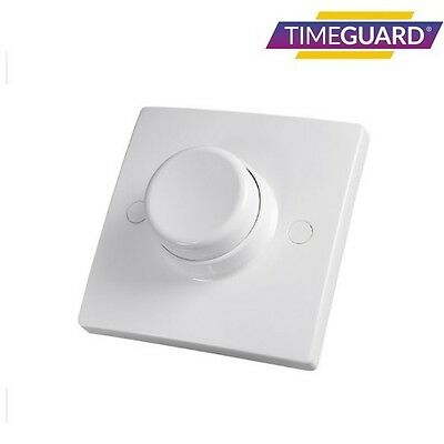 Timeguard DS4 Adjustable Pneumatic Time Delay Switch 10s-10 min Time Lag Switch