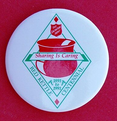 The Salvation Army 1991 Salvation Army Red Kettle Centennial