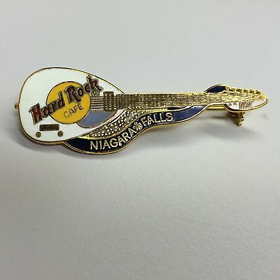Hard Rock Cafe Pins NIAGARA FALLS  GUITAR
