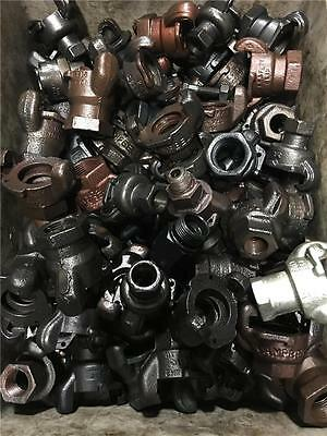 CP Male Female Threaded Coupling Coupler Air Pneumatic Hose Fitting Mix 40PC Lot