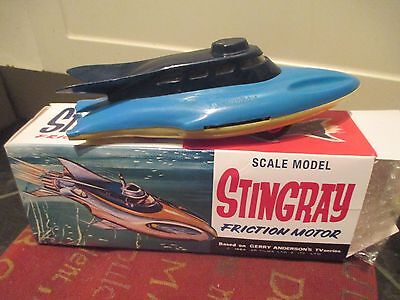 Vintage Rare Gerry Anderson Fairylite Stingray 1960S