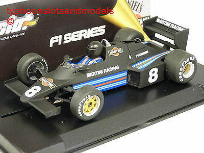 FLY F040301 Williams FW08C - F1 Series - Martini Edition - New & Boxed