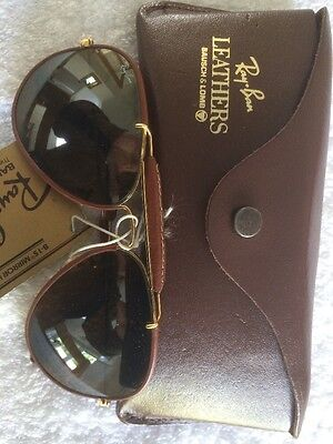 Ray Ban Leathers Bausch And Lomb