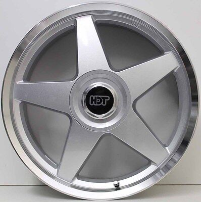 20 inch Genuine  HDT COMMODORE MOMO STYLE ALLOY WHEELS IN IMMACULATE CONDITION